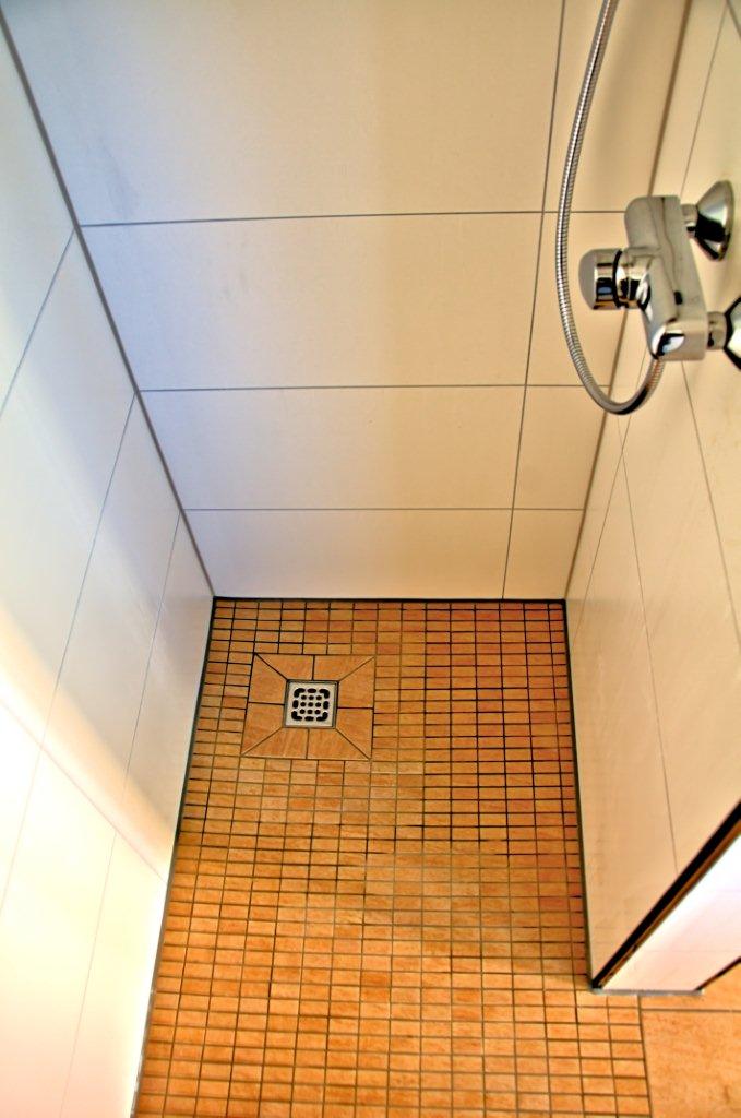 Ebenerdige Duschen