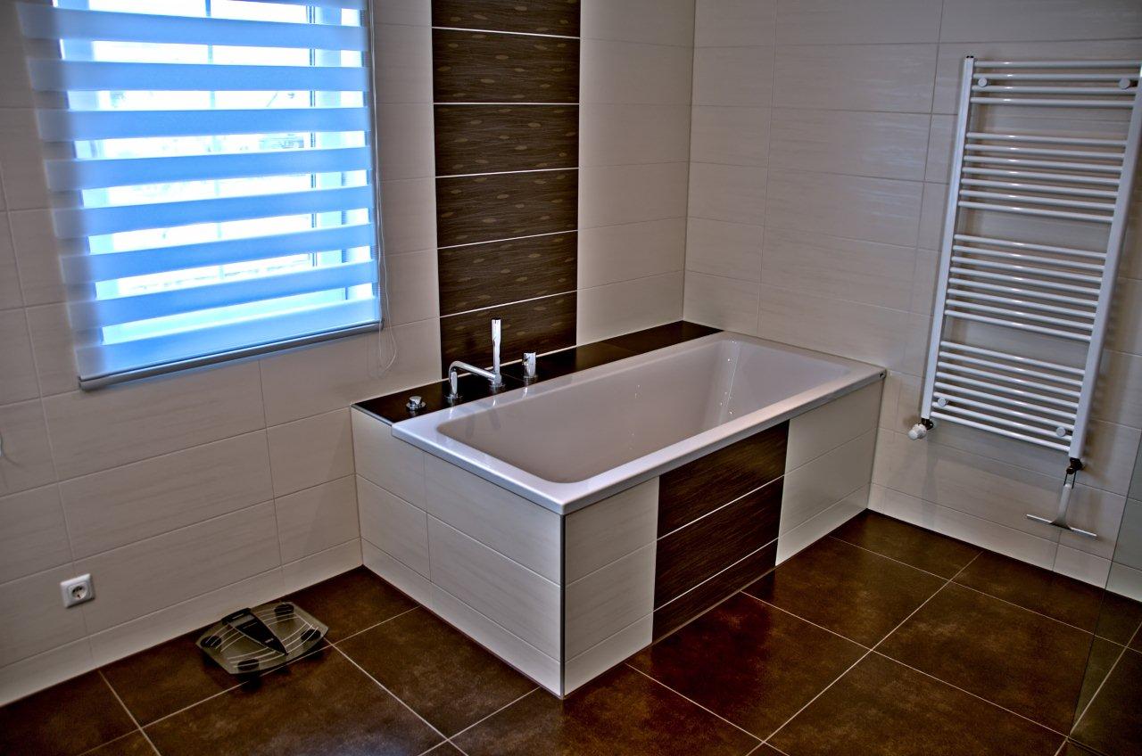 Luxusbad-Design Cubus